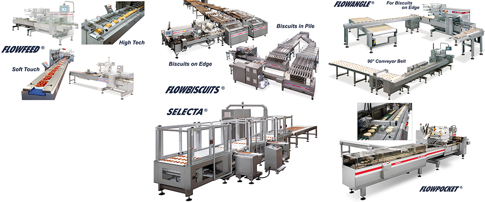 Automatic Feeders, , RECORD, Flow Pack Machines and Equipment for Flexible Packaging