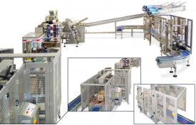 , Frozen Pancakes Lines, Packaging Systems