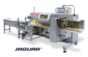 Jaguar Top Seal, Horizontal Flow Pack Machine (HFFS), RECORD, Flow Pack Machines and Equipment for Flexible Packaging