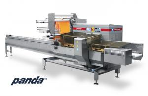 Panda Bottom Seal, Horizontal Flow Pack Machine (HFFS), RECORD, Flow Pack Machines and Equipment for Flexible Packaging