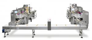 Packaging Lines pasta dough rolls, Packaging Systems, RECORD, Flow Pack Machines and Equipment for Flexible Packaging