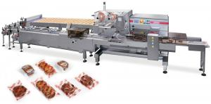 Packaging System for Cookies, Packaging Systems, RECORD, Flow Pack Machines and Equipment for Flexible Packaging