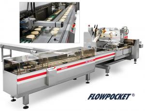 FlowPocket, Alimentations Automatiques, RECORD, Machines d'emballage et de conditionnement primaire et secondaire de sachets flow pack