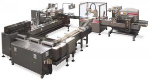 Packaging System for Crisp Bread, Packaging Systems, RECORD, Flow Pack Machines and Equipment for Flexible Packaging