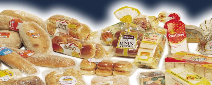 Bread and Pasta, Solutions, RECORD, Flow Pack Machines and Equipment for Flexible Packaging