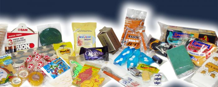 Non Food, Solutions, RECORD, Flow Pack Machines and Equipment for Flexible Packaging