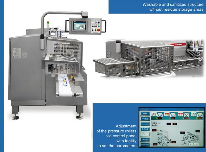 , , RECORD, Flow Pack Machines and Equipment for Flexible Packaging